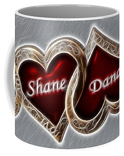 Custom Hearts Coffee Mug