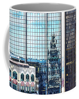Custom House Reflection Coffee Mug