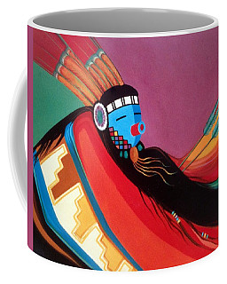 Custom Kachina Coffee Mug