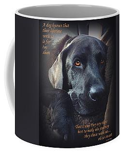 Custom Paw Print Midnight Oh So Sweet Coffee Mug