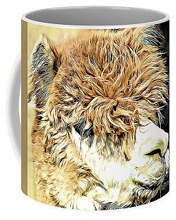 Soft And Shaggy Coffee Mug by Kathy M Krause