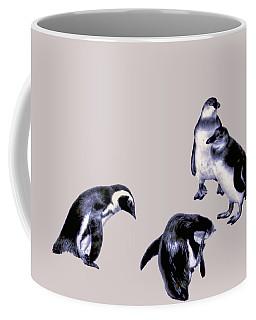 Cute Penguins Coffee Mug