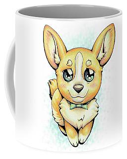 Cutie Corgi Coffee Mug