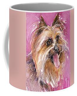 Cutie Pie Coffee Mug by Judith Levins
