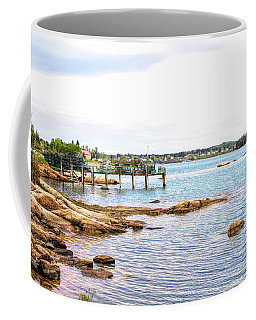 Cutler Pier Coffee Mug