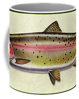 Cutthroat Trout Id Coffee Mug