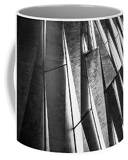 Cutting Design At Titanic Belfast Coffee Mug
