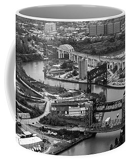 Cuyahoga River Coffee Mug