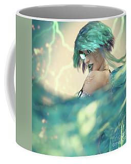Cyan Coffee Mug