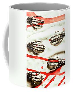 Cyborg Death Squad Coffee Mug