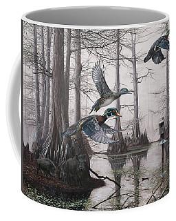 Cypress Bayou Neighbors Coffee Mug