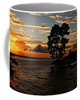 Cypress Bend Resort Sunset Coffee Mug
