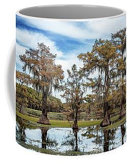 Cypress Expression  Coffee Mug