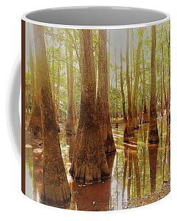 Cypress Forest Swamp Coffee Mug