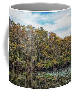 Cypress Jungle Coffee Mug