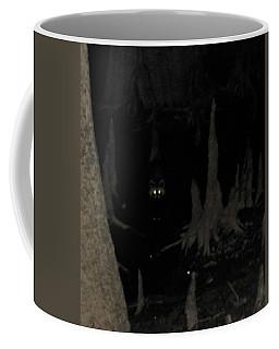 Cypress Raccoon Coffee Mug
