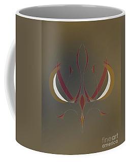 Da Vinci Spider Coffee Mug
