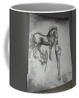 Da Vinci Study Coffee Mug