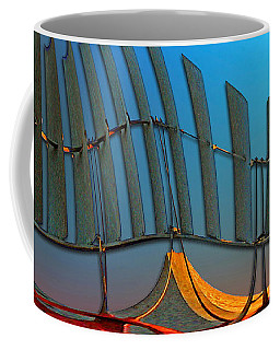 Da Vinci's Outpost Coffee Mug