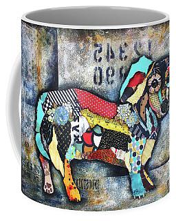 Dachshund 2 Coffee Mug by Patricia Lintner