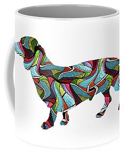 Dachshund Spirit Glass Coffee Mug