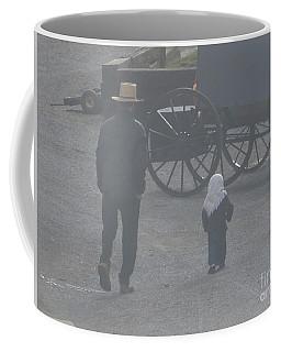 Dad And Daughter Coffee Mug
