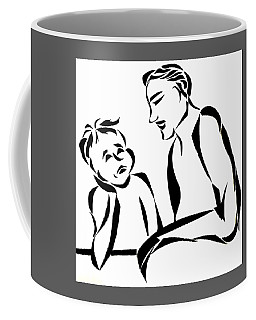 Dad And Son Coffee Mug