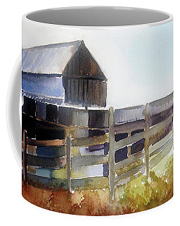 Dad's Farm House Coffee Mug