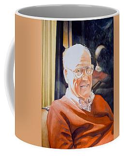 Dad's Red Sweater Coffee Mug