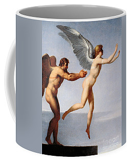 Daedalus And Icarus, 1799 Coffee Mug