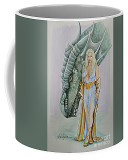 Daenerys Targaryen - Game Of Thrones Coffee Mug