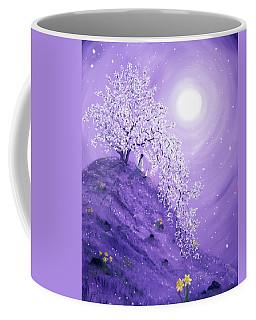 Daffodil Dawn Meditation Coffee Mug