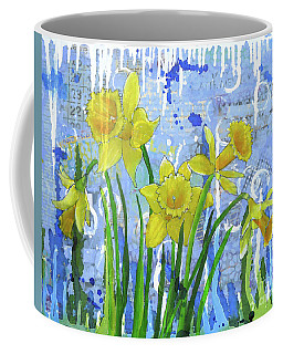 Daffodil Ding Dongs Coffee Mug