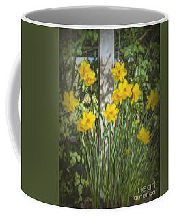 Daffodil Glow Coffee Mug