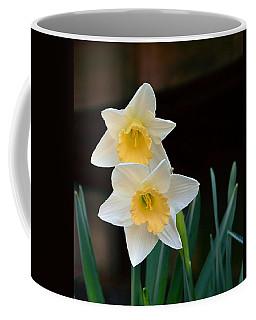 Daffodil Coffee Mug by Kathy Eickenberg