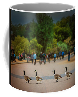 Daffy Road Coffee Mug