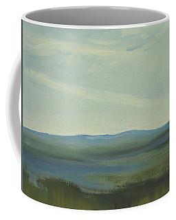 Dagrar Over Salenfjallen- Shifting Daylight Over Distant Horizon 6 Of 10 Coffee Mug
