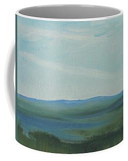 Dagrar Over Salenfjallen- Shifting Daylight Over Distant Horizon 6a Of 10_0027 50x40 Cm Coffee Mug