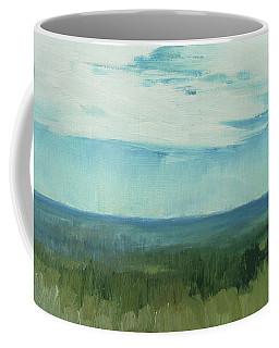 Dagrar Over Salenfjallen- Shifting Daylight Over Distant Horizon 7 Of 10_0029 Coffee Mug