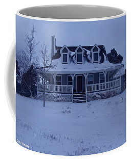 Dahl House Coffee Mug