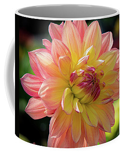 Dahlia In The Sunshine Coffee Mug