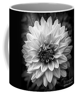 Dahlia Art Coffee Mug