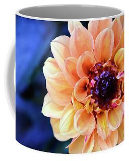 Dahlia Beauty Coffee Mug by Debby Pueschel