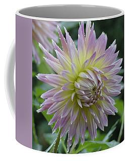 Dahlia Delight Coffee Mug by Shirley Heyn