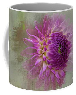 Dahlia Dream Coffee Mug