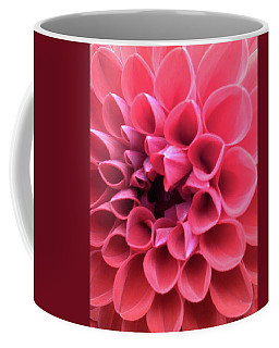 Coffee Mug featuring the photograph Dahlia by Melinda Blackman