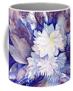 Dahlias Flower Bouquet Coffee Mug