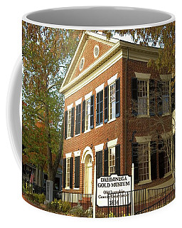 Dahlonega Gold Museum Coffee Mug by Bob Pardue