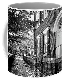 Dahlonega Gold Museum In Black And White Coffee Mug