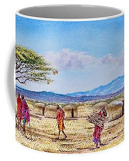 Daily Life Coffee Mug